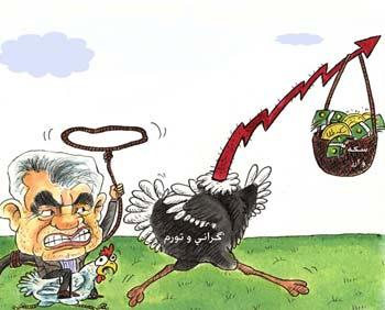 کاریکاتور نرخ ارز