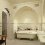 عکس هایی از خانه دو طبقه مدونا