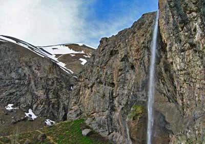 آبشار سنگان,تصاویر آبشار سنگان