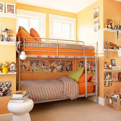 Photo of یک چیدمان زیبا برای اتاق پسر با نکاتی خاص برای دکوراسیون اتاق