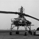 تصاویری از اولین هلیکوپتر جهان