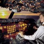 یک سوم خلبانان هنگام پرواز میخوابند