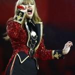 3 جایزه در مراسم موزیک ام تی وی 2012 اروپا برای تیلور سوئیفت