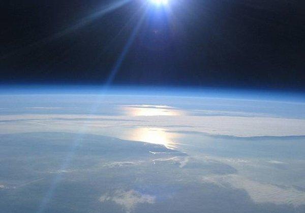 چه کسی گفته برای گرفتن تصویر هوایی از زمین به فضاپیما نیاز است