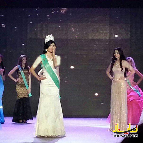 دختر شایسته قزاقستان