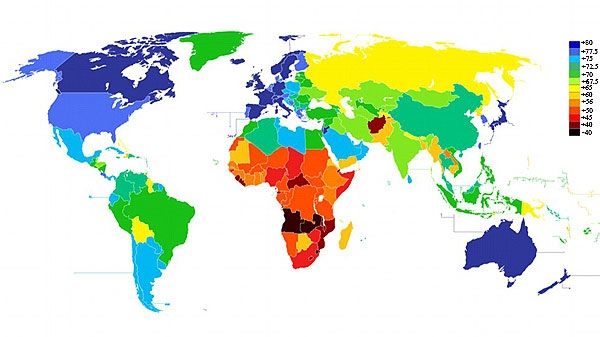 مرگ و میر در کشورها