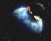 پایان جهان,برخورد زمین