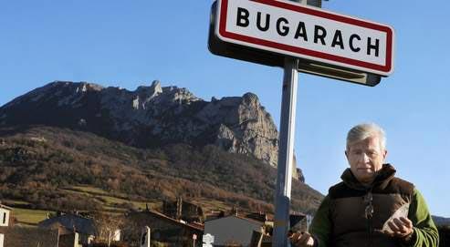 روستای بوگاراش در جنوب فرانسه