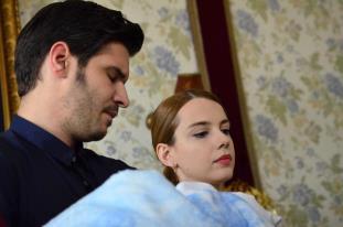 توپراک در سریال عمر گل لاله