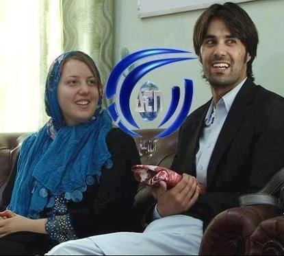 دختر و پسر افغانی