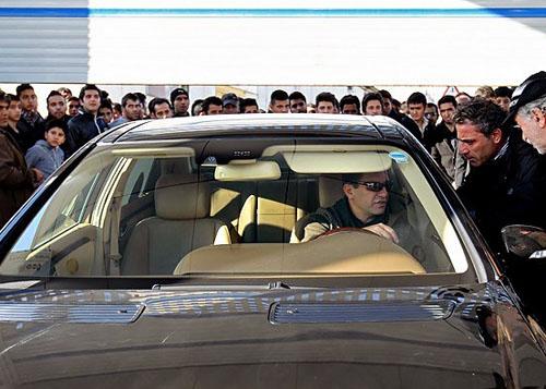 خودروی شخصی قلعه نویی
