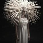 این لباس های زیبای زنانه از اجزای حیوانات مرده ساخته شده! +عکس