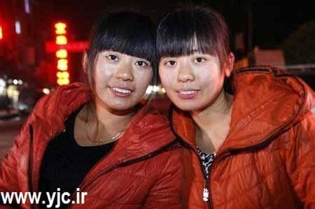 خواهران عجیب چینی