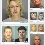 آثار شوک برانگیز مواد مخدر بر چهره +عکس