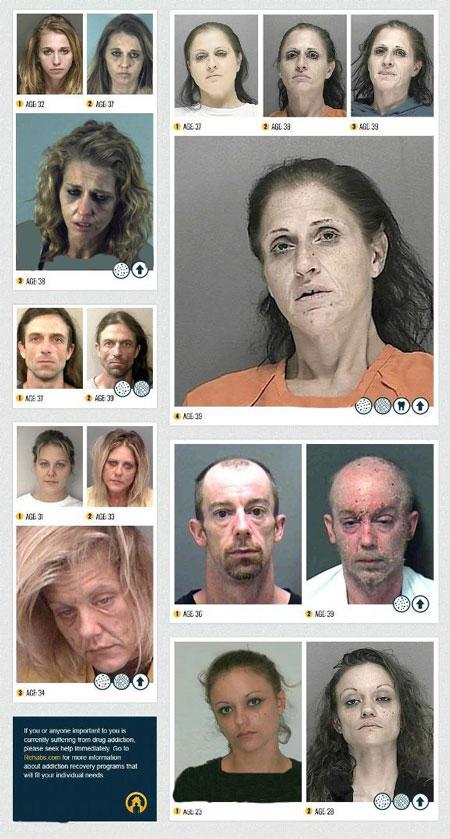 آثار مواد مخدر