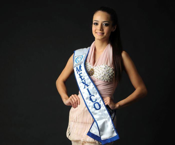 ملکه زیبایی مکزیک کشته شد +عکس