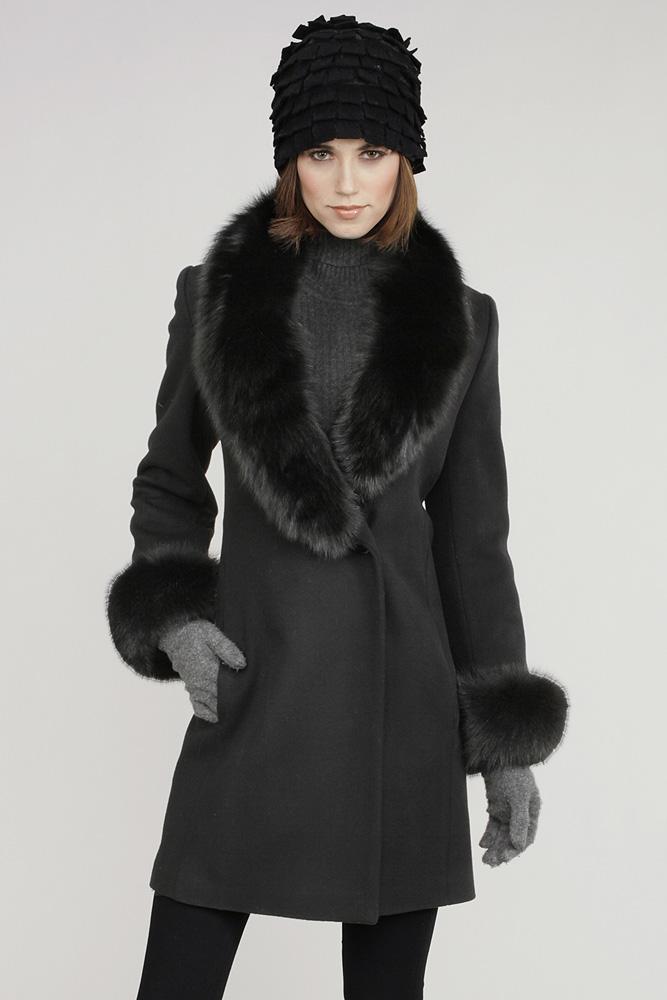 مدل پالتو, مدل کلاه, پالتو پشمی