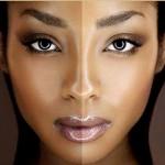 پوست تیره را اینگونه روشن کنید