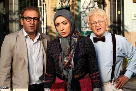 اکبر عبدی,اکبر عبدی با موهایی بلوند,فیلم جدید اکبر عبدی