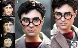 تصاویر عروسک چهره های محبوب هاليوودي , ساخت عروسک چهره های محبوب هاليوودي