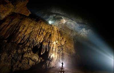 بزرگترین غار دنیا, تصاویر شگفت انگیز بزرگترین غار دنیا,غار هانگ سون دونگ