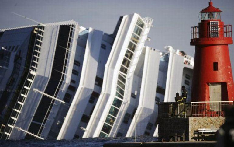 غرق شدن کشتی