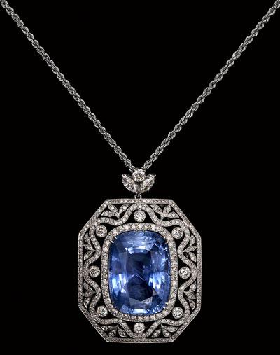 جواهرات گران قمیت, مدل جواهرات