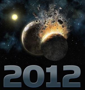 پایان جهان در 2012