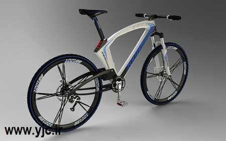 دوچرخه جالب