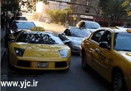 تاکسی جالب , اخبار گوناگون