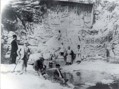 عکس قدیمی عکس تهران قدیم عکس ایران قدیم زن قاجار
