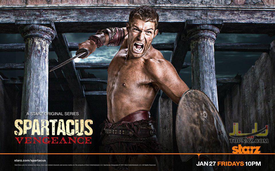 سریال اسپارتاکوس