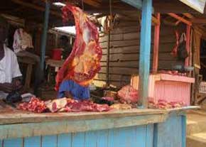 دستگیری مردی که گوشت انسان می فروشد