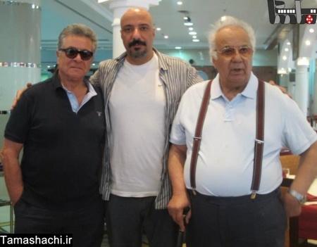 بهروز وثوقی - ناصر ملک مطیعی - امیر جعفری