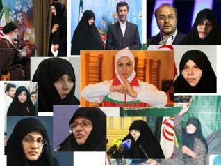10 زن خبرساز ایرانی را بشناسید+عکس