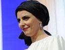 لیلا حاتمی با تیپ متفاوت در اختتامیه جشنواره کن 2012