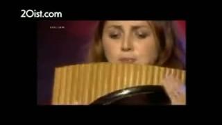 کلیپ هنرنمایی خانم اکراینی در برنامه تلویزیونی