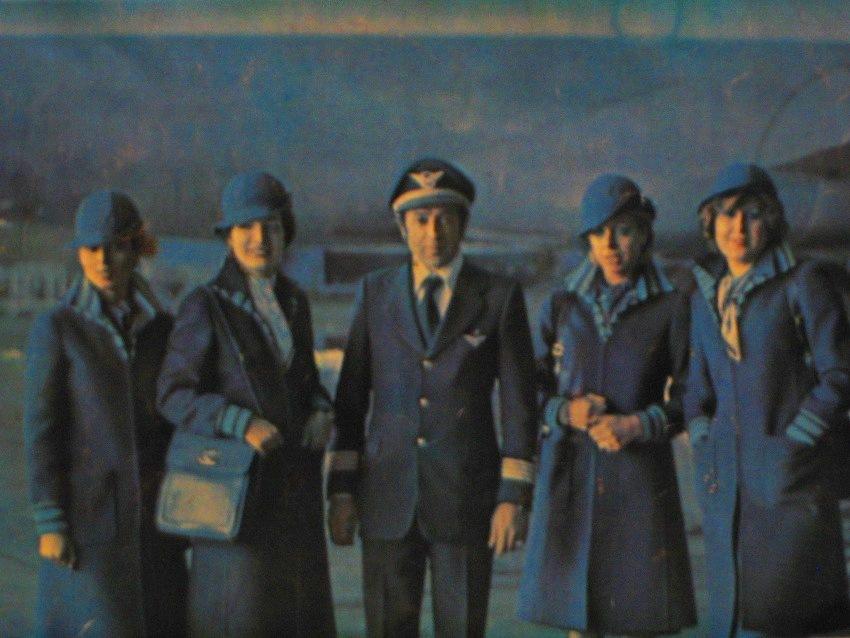 زنان هواپیمادار