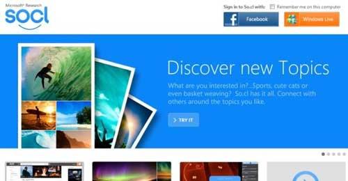 شبکه اجتماعی مایکروسافت
