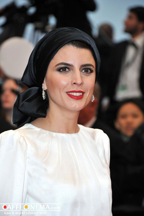 عکسهای متفاوت لیلا حاتمی ، نماینده ایران در اختتامیه کن 2012 !