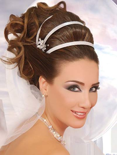 عکسهایی از می ساده مدل آرایش عروس و نکته مهم