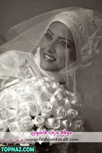 مدل آرایش عروس,مدل دسته گل عروس