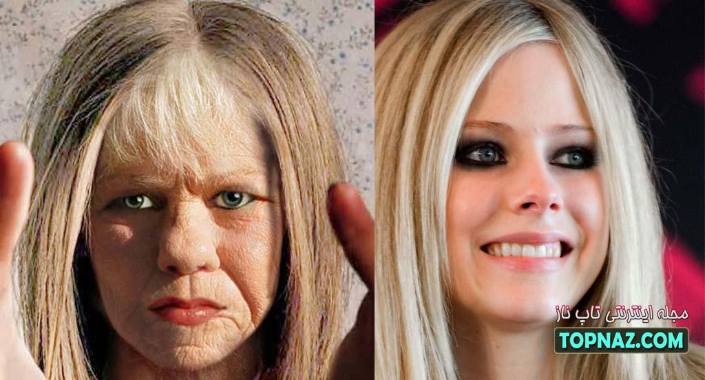 آوریل لاویحن Avril Lavigne