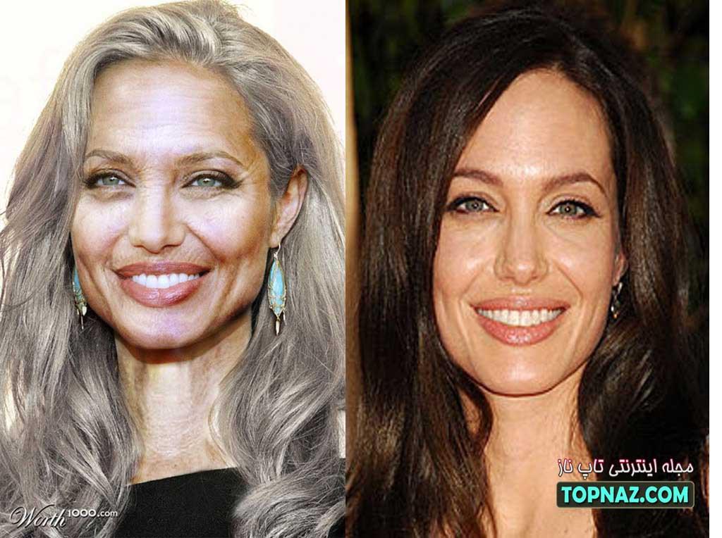آنجلینا جولی Angelina Jolie