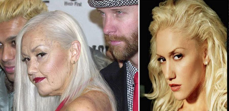 جیون استفانی Gwen Stefani