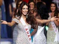 مراسم انتخاب دختر شایسته کانادا و دو پدیده+تصاویر