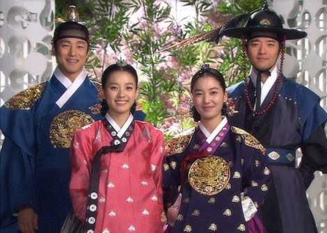 سریال دونگ یی