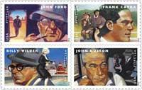 انتشار تمبر یادبود بزرگان سینمای آمریکا