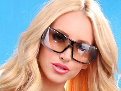 مدل عینک دخترانه 91