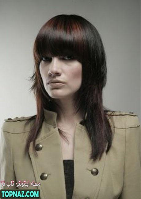 مدل آرایش موی بلند تابستان 2012
